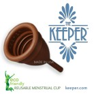Der Keeper Menstruationstasse