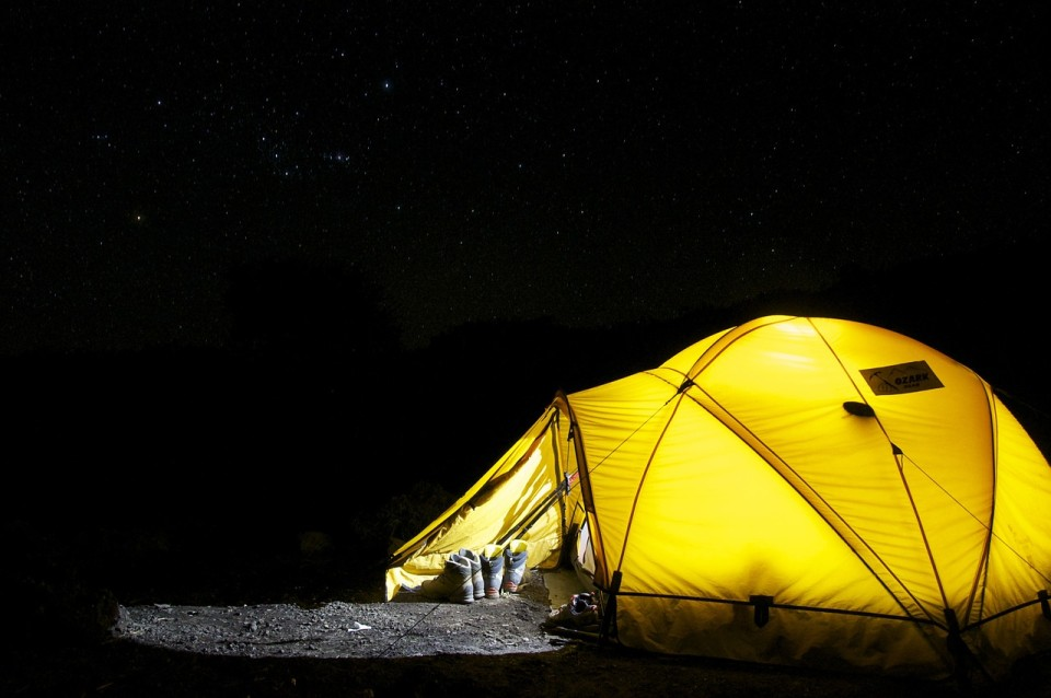 As If You Needed a Reason to Go Camping this Weekend